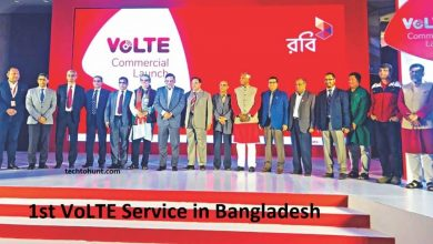 Photo of Robi launches 1st VoLTE service in Bangladesh
